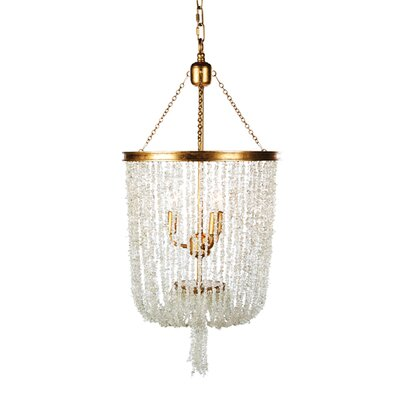 Stone River 4-Light Mini Chandelier