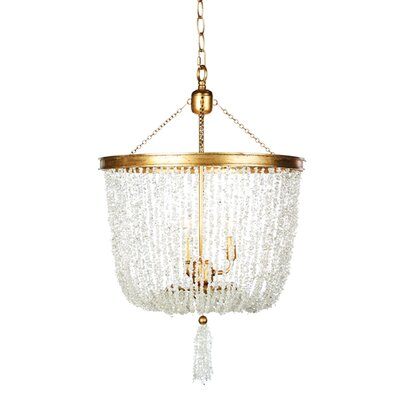 Stone River Mini Chandelier