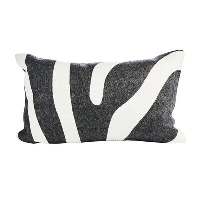 Noir Lumbar Pillow (Set of 2)