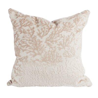 Rose Velvet Throw Pillow (Set of 2)
