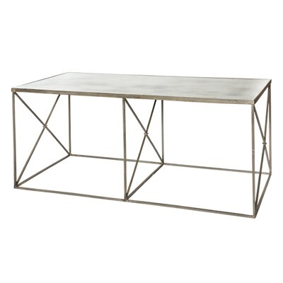 Furano Coffee Table Table Base Color: Zinc