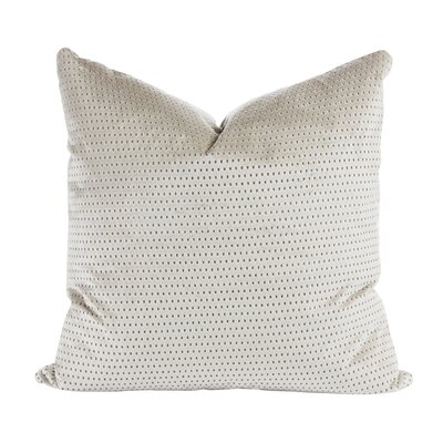 Champagne Throw Pillow (Set of 2)