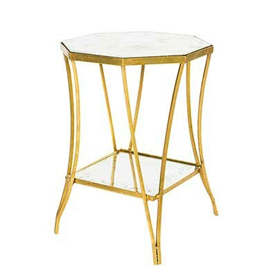 Cuadrado Two Tier End Table