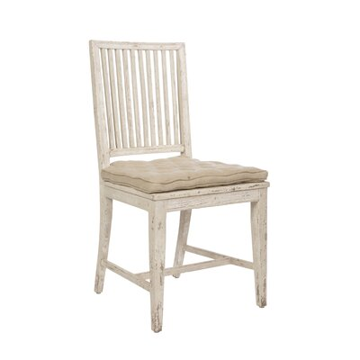 Staffan Dining Chair (Set of 2) Color: White