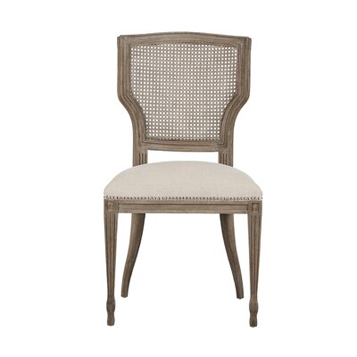 Lisa Marie Solid Wood Dining Chair