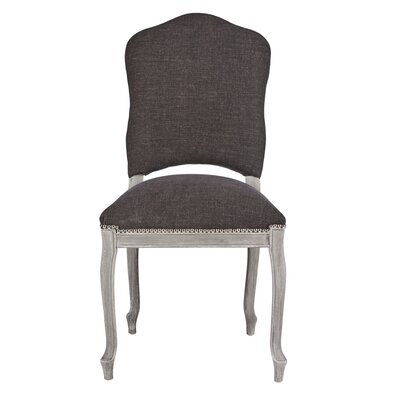 Painted West Upholstered Dining Chair
