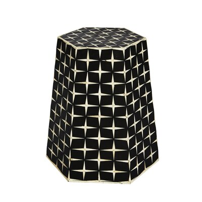 Star Weave End Table