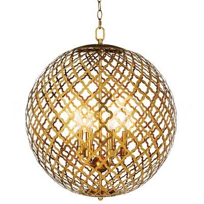 Westbrook Orb Globe Pendant