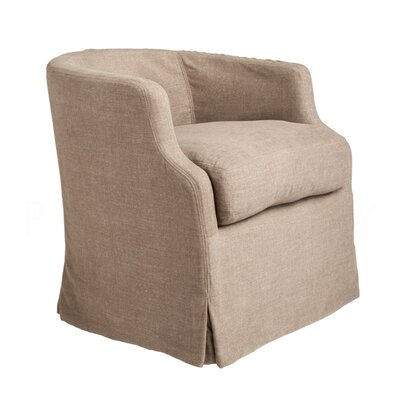 Michael Swivel Barrel Chair