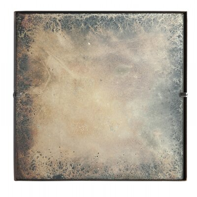 16 x 16 Metal Field Tile in Sealed Metal