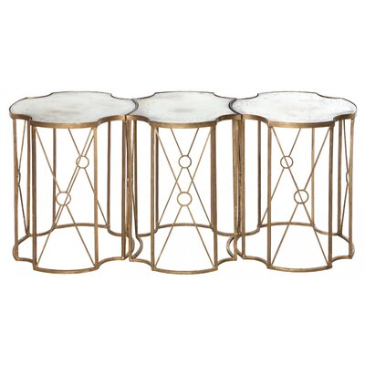 Marlene 3 Piece Coffee Table Set