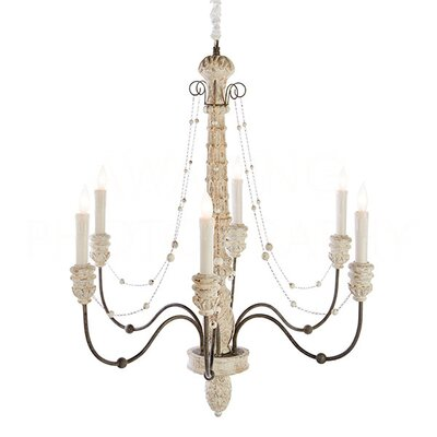 Lena Candle-Style Chandelier
