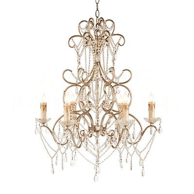 Carew Candle-Style Chandelier