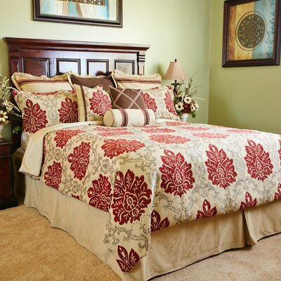 Regency Comforter Set Size: Queen