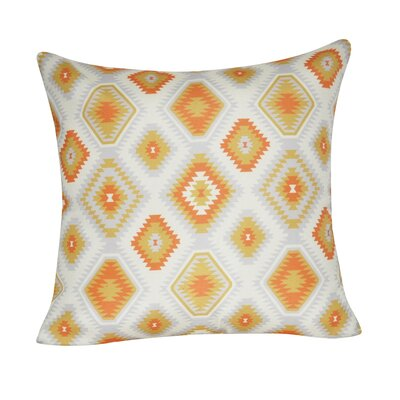 Park Avenue Decorative Throw Pillow Color: Orange
