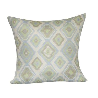 Park Avenue Decorative Throw Pillow Color: Light Blue