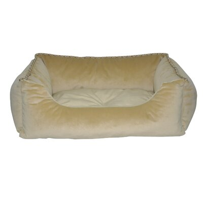 Solid Walled Dog Bed
