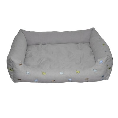 Walled Dog Bed