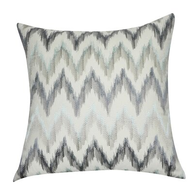 Chevron Decorative I Throw Pillow