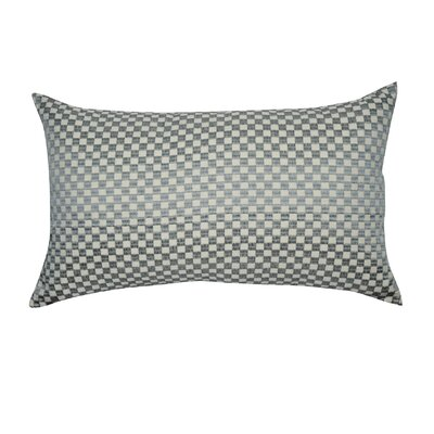 Geometric Decorative Lumbar Pillow