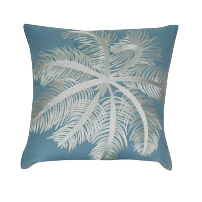 Sea Life Decorative Throw Pillow Color: Teal