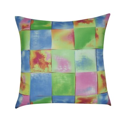 Geometric Decorative Throw Pillow