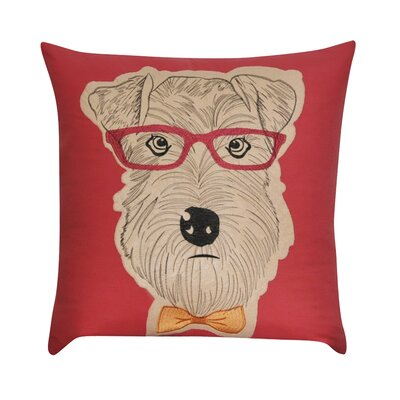 Schnauzer Decorative Throw Pillow