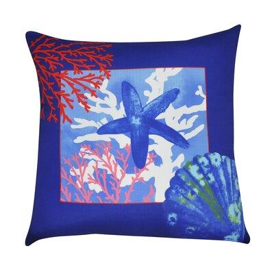 Sea Life Decorative Throw Pillow