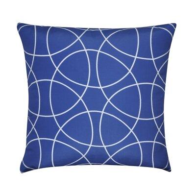 Circles Decorative Throw Pillow P0282A-2222P
