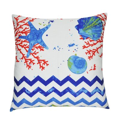 Sea Life Decorative Throw Pillow