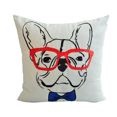 French Bulldog Decorative Throw Pillow