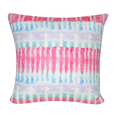 Tie-Dye Decorative Throw Pillow