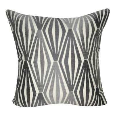 Stockbridge Decorative Throw Pillow Color: Gray