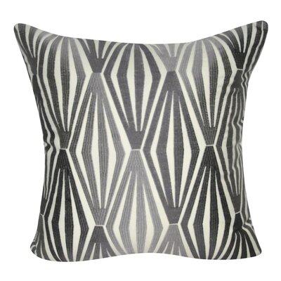 Stockbridge Decorative Throw Pillow Color: Gray