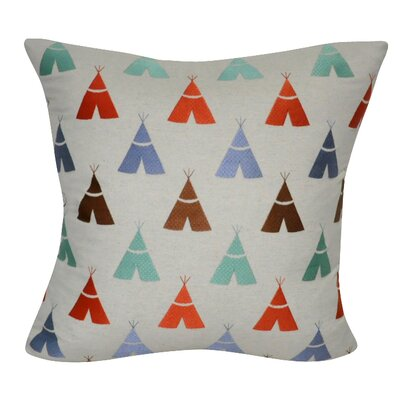 Teepee Decorative Throw Pillow