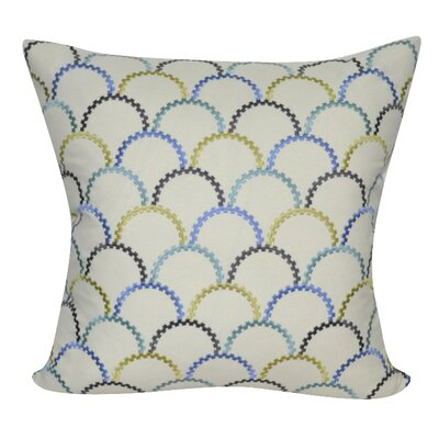 Scallop Decorative Throw Pillow