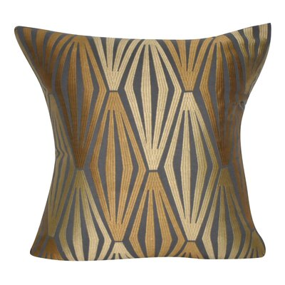 Stockbridge Decorative Throw Pillow Color: Brown