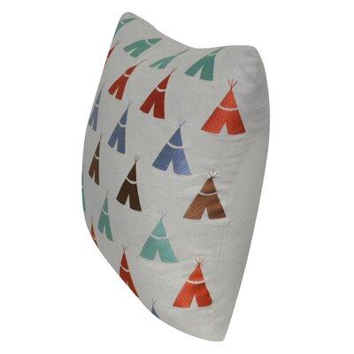 Teepee Decorative Throw Pillow