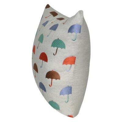 Umbrellas Decorative Throw Pillow