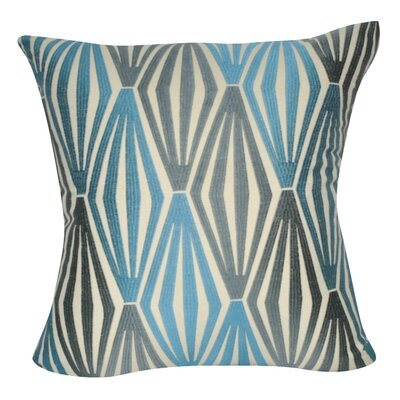 Stockbridge Decorative Throw Pillow Color: Blue