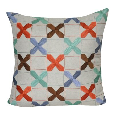 Xs Decorative Throw Pillow