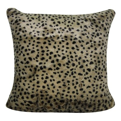 Leopard Cheetah Decorative Throw Pillow