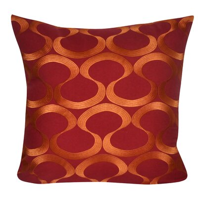 Swirl Decorative Throw Pillow