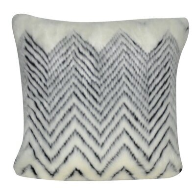 Fur Decorative Throw Pillow