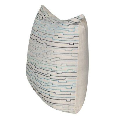 Maze Work Throw Pillow