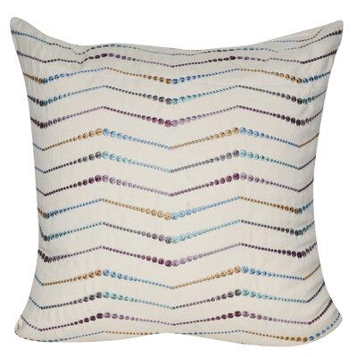 Digital Lines Throw Pillow