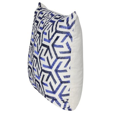 Sun Geo Throw Pillow