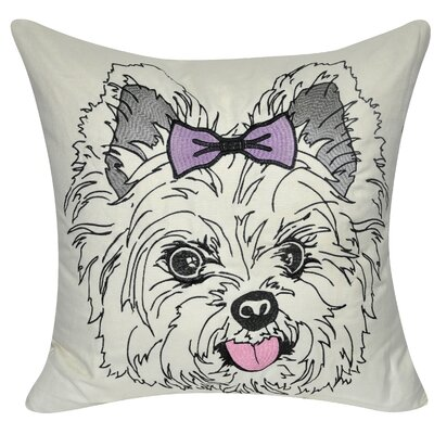 Yorkie Decorative Throw Pillow