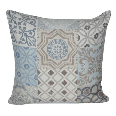 Quilt Printed Throw Pillow