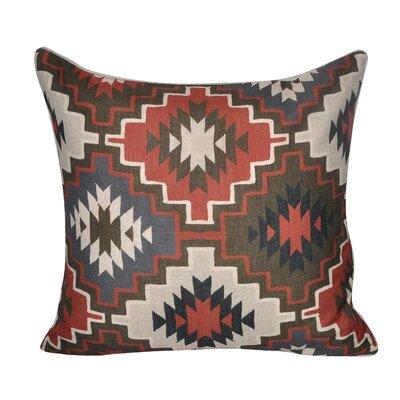 Southwest Quilt Throw Pillow
